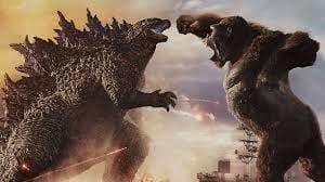 Giant Animal Smashy-Smashy (Review: Godzilla vs. Kong)